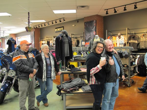 Chapter Meeting and Ride to Mi Patio in Ponchatoula February 03 ...